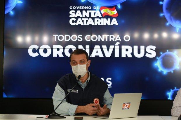 Governo do Estado compra 500 respiradores de empresa catarinense