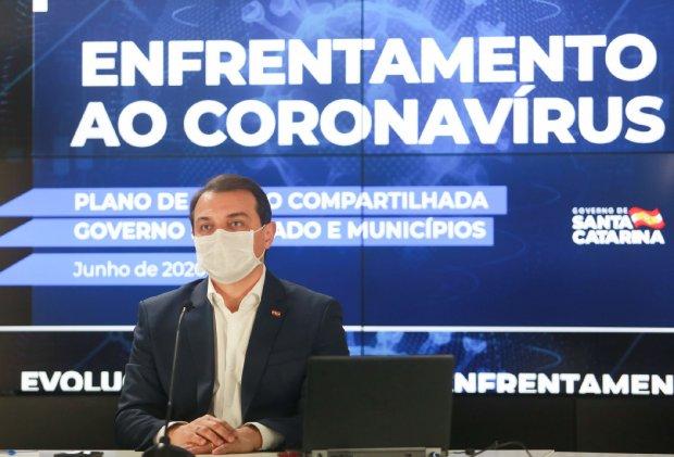 Governo do Estado decreta estratégia regionalizada em parceria com os municípios de enfrentamento à pandemia