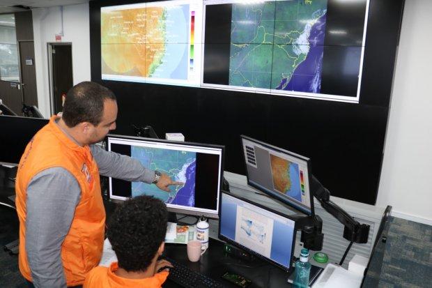 Novo Ciclone: Fenômeno de menor intensidade deve atingir Santa Catarina nos próximos dias