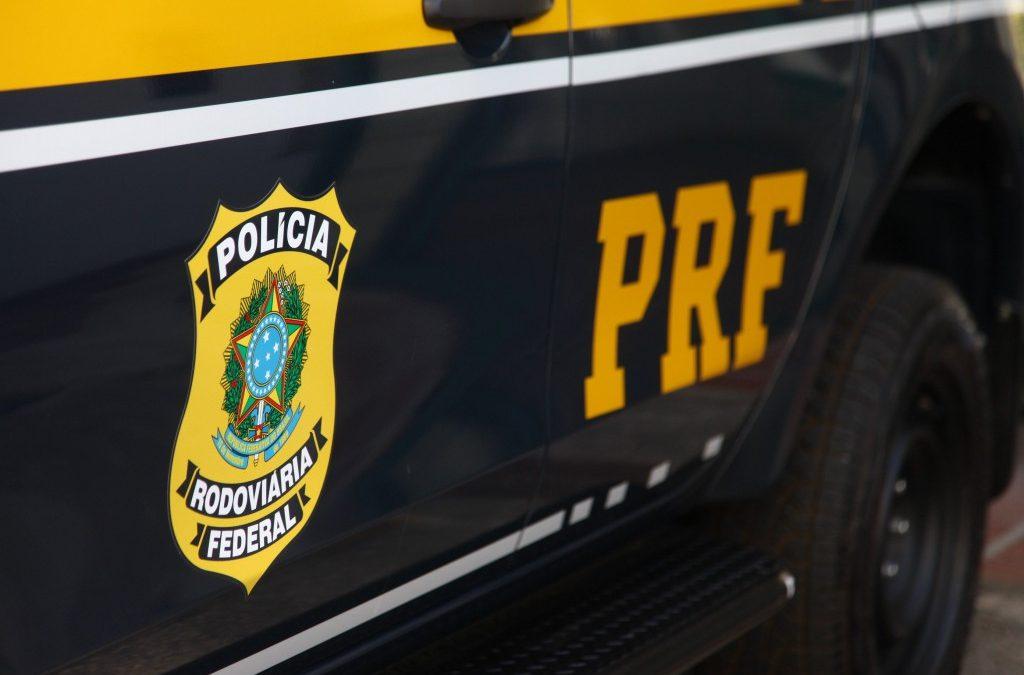 PRF prende homem procurado por roubo na BR 101 em Biguaçu na Grande Florianópolis
