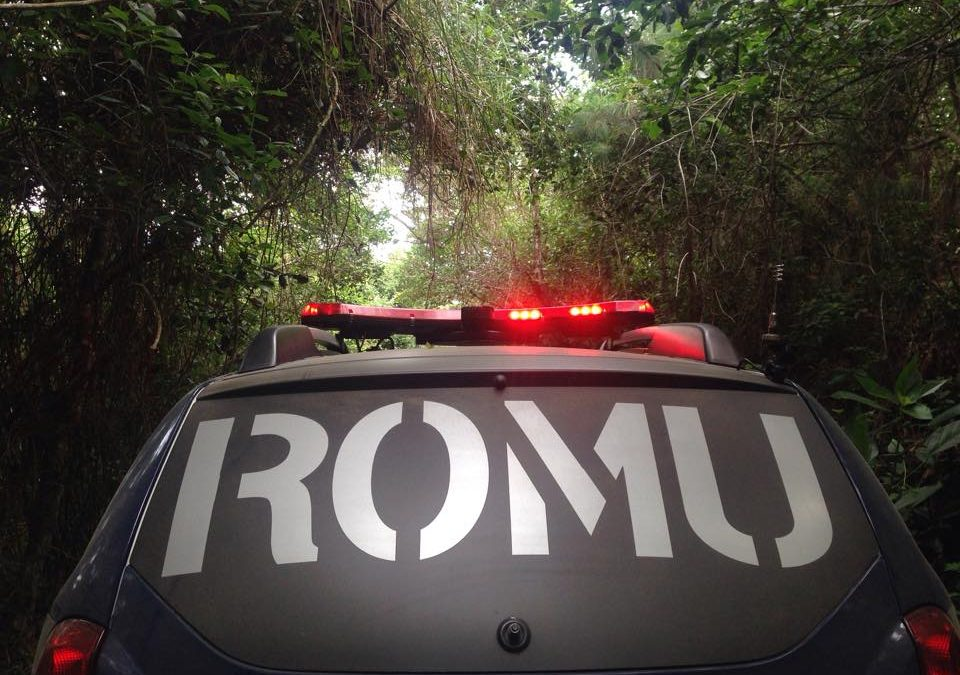 Veículo roubado foi recuperado nessa madrugada em Florianópolis