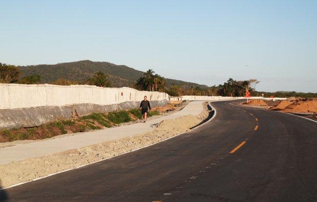 Governo do Estado lança edital de licitação para iluminação do novo acesso ao Sul da Ilha, em Florianópolis