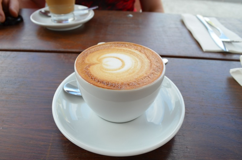Garçom, um café sem creme por favor!