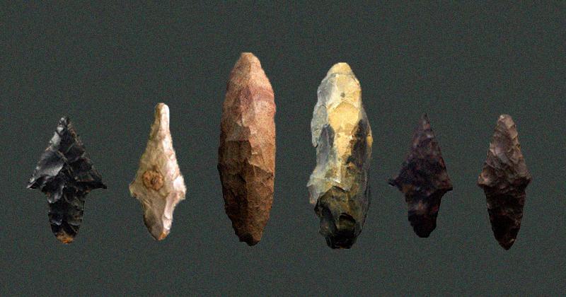 Análise de artefatos de pedra pode mudar teoria sobre pré-história na América do Sul
