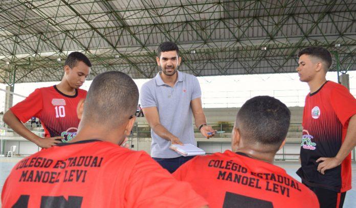 Secretaria da Educação promove formação continuada para professores de Educação Física e Esporte Escolar
