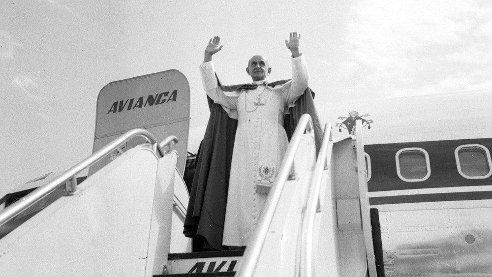 Paulo VI na América Latina, a viagem da caridade