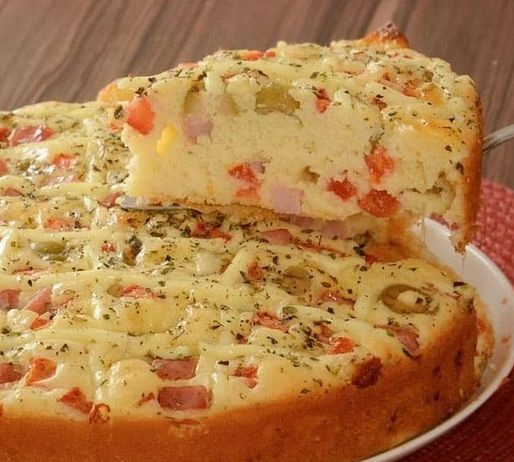 RECEITA: TORTA-PIZZA