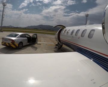 Na contramão de outros aeroportos, Floripa Airport valoriza aviação executiva e lança serviço exclusivo