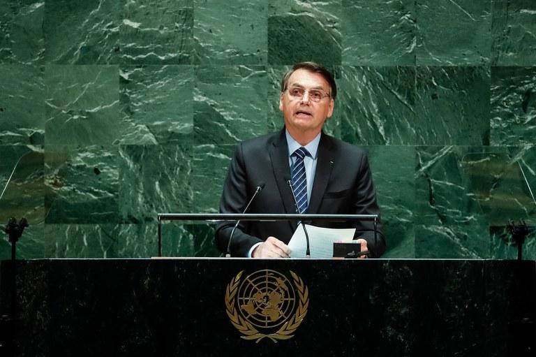 Brasil participa de Assembleia Geral das Nações Unidas