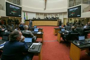 Apesar da pandemia, Alesc aumenta produção legislativa em 2020
