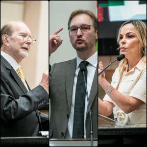 Advogados de acusação e defesa abrem sessão do impeachment
