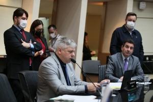 Comissão do segundo impeachment rejeita requerimento de Paulinha