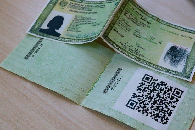 Instituto Geral de Perícias de SC lança QR Code para consultar autenticidade das carteiras de identidade