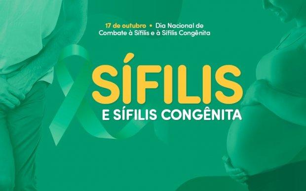 Dia Nacional de Combate à Sífilis e à Sífilis Congênita alerta para a importância da prevenção, diagnóstico e tratamento