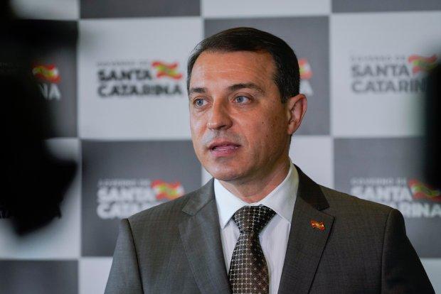 Governador Carlos Moisés diz: Tenho confiança na Justiça