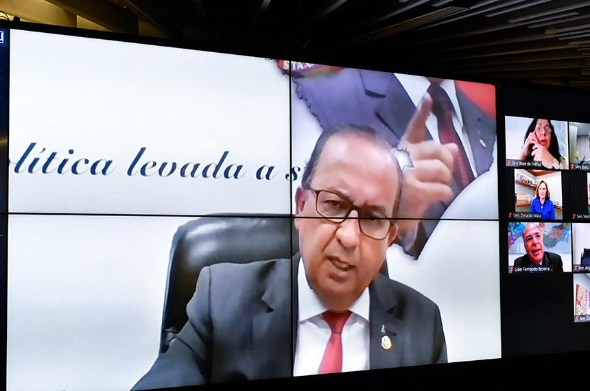 Jorginho Mello pede votação do Marco Legal do Reempreendedorismo