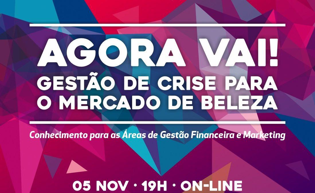 Gestão financeira e Marketing são temas do evento on-line do Núcleo de Beleza da CDL de Florianópolis