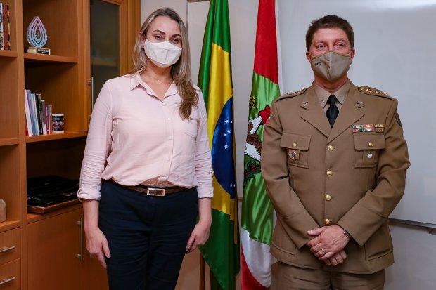 Coronel da PM Sinval Santos da Silveira Júnior é o novo chefe da Casa Militar do Governo do Estado