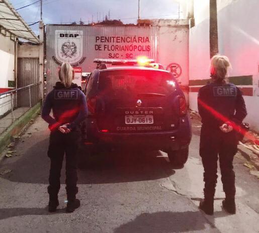 GMF encontra homem com mandado de prisão ativo no Centro da Capital