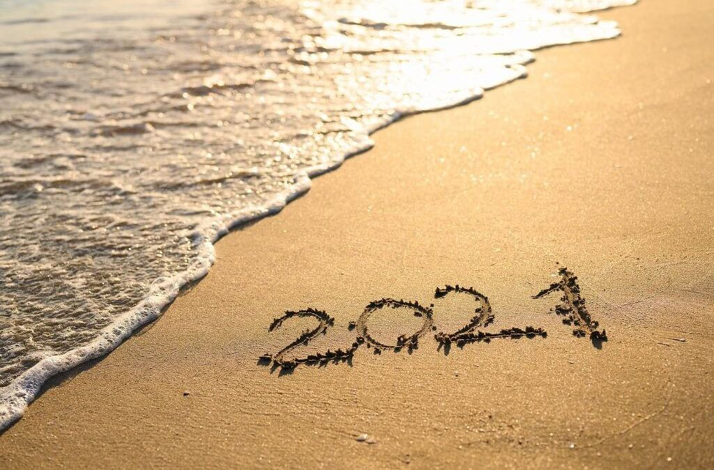 Mensagem para o ano novo 2021