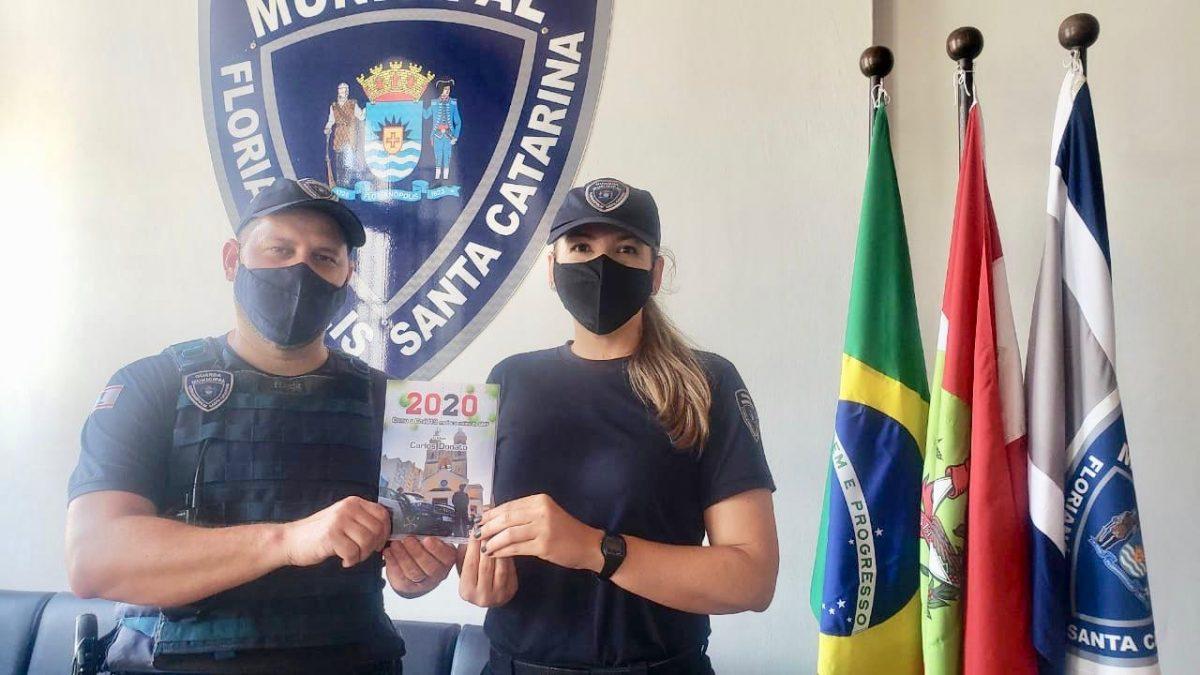 Subinspetor da Guarda Municipal de Florianópolis escreve livro sobre mudanças na rotina durante a quarentena