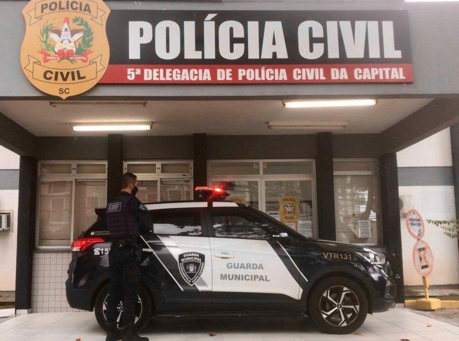 Homem é preso por importunação sexual em Santo Antônio de Lisboa em Florianópolis