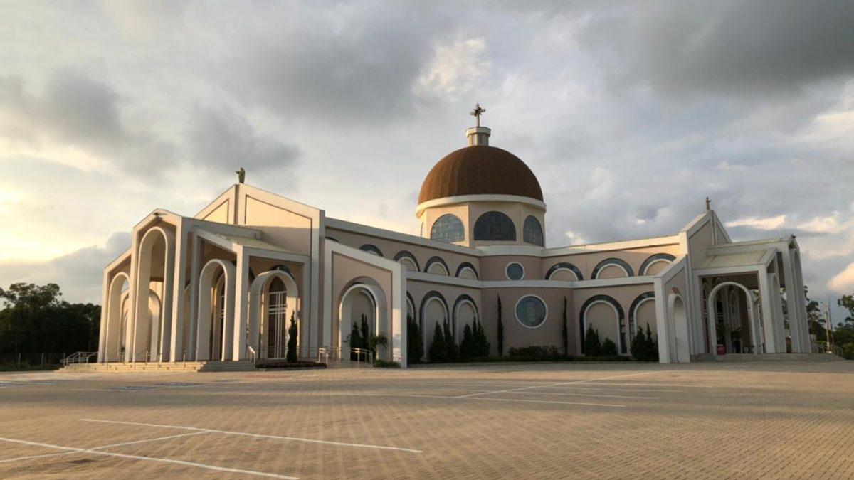Movimento auxilia nas obras de evangelização, manutenção e construção do Santuário Sagrado Coração Misericordioso de Jesus