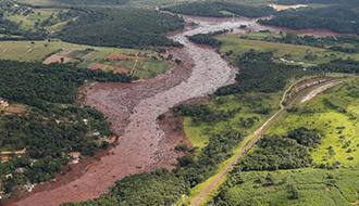 Brumadinho: acordo entre Vale e Minas Gerais para reparar danos do desastre é questionado no STF