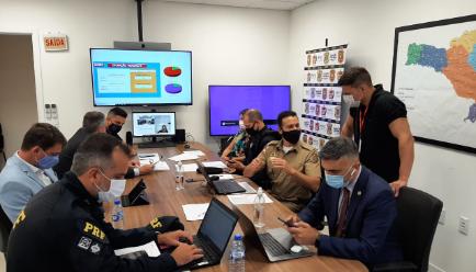 Operação Maserati une as forças de segurança do estado para desarticular facção criminosa em Santa Catarina