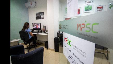 MPSC inicia projeto de atendimento telepresencial aos cidadãos em Florianópolis