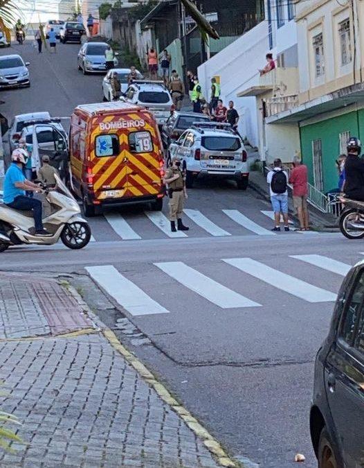 Mulher é morta pelo ex-companheiro com sete tiros em Florianópolis
