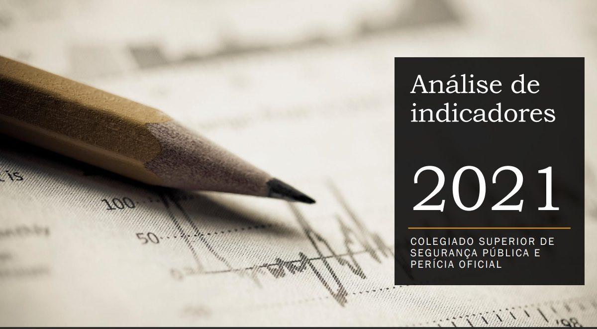 Colegiado Superior de Segurança Pública e Perícia Oficial de Santa Catarina divulga primeiro boletim estatístico do ano