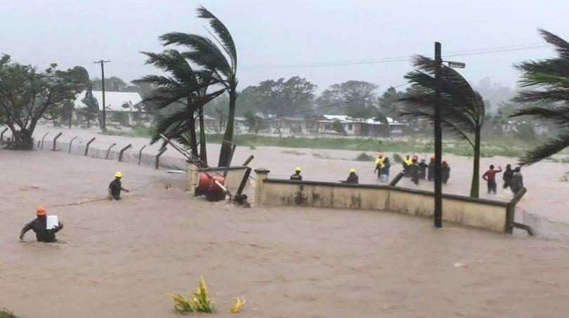Fiji sofre com segundo ciclone mortal em um mês