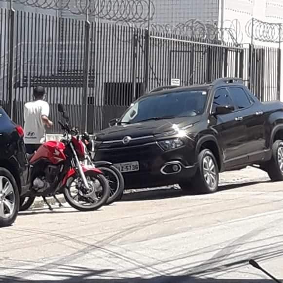 Em Florianópolis Um Agente da GMSJ de folga localiza veículo roubado