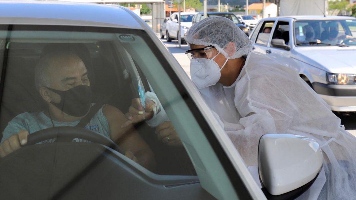 Brasil atinge 50 milhões de brasileiros com a vacinação completa contra a Covid-19