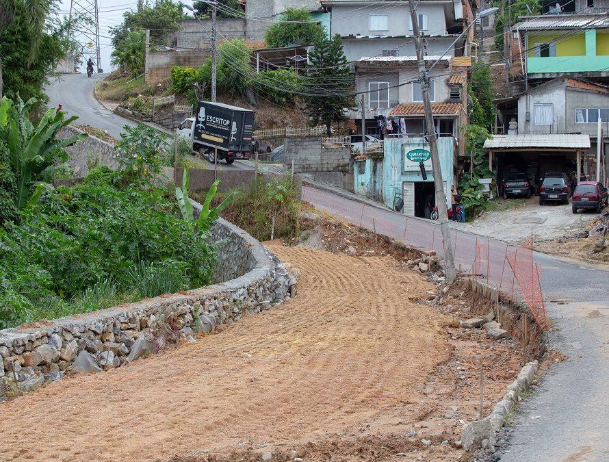 Rua Elias Merise será interditada para obras no Roçado a partir de segunda (3/5) em São José/SC