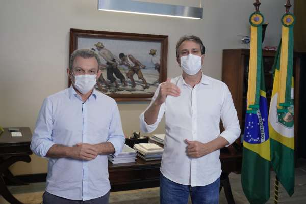 Governo do Ceará anuncia início da retomada gradual das atividades não essenciais a partir do dia 12 de abril