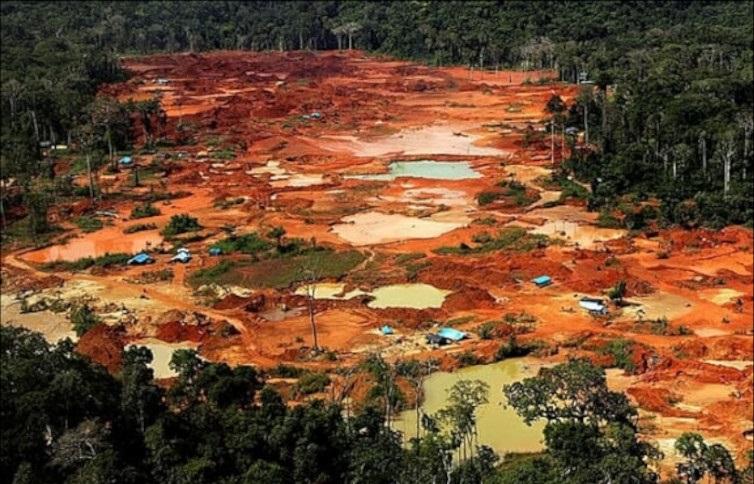 Sucateamento na fiscalização dá espaço a corrupção e lavagem na exploração de ouro no Brasil
