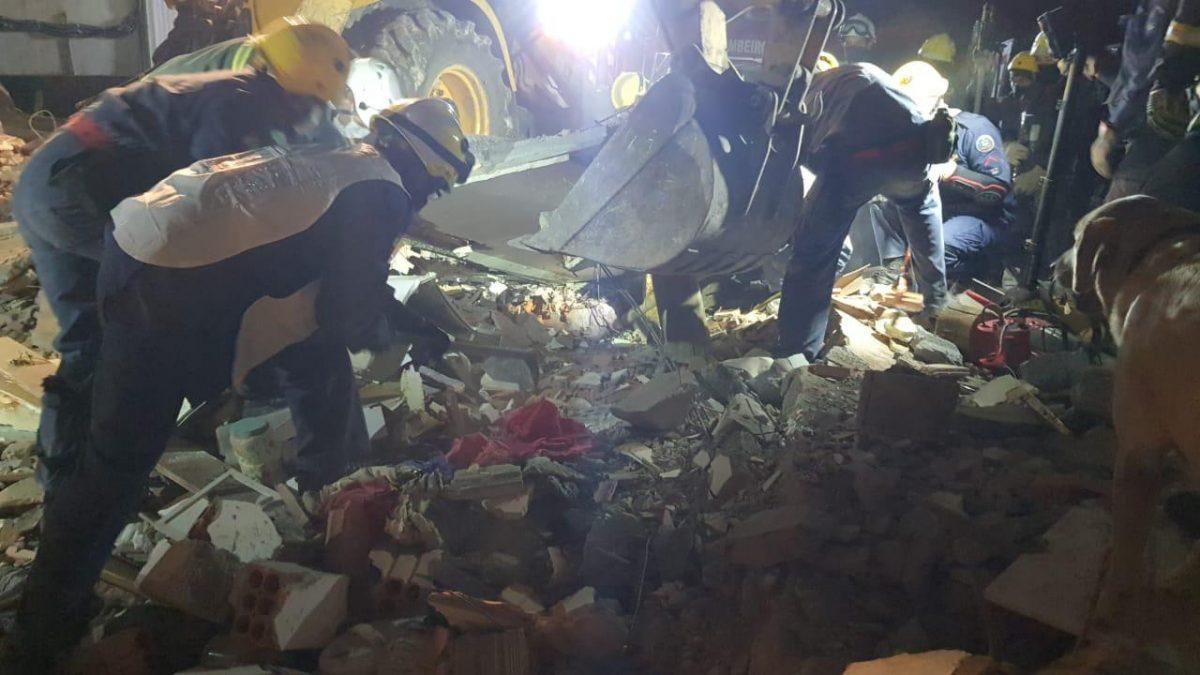 Vítima da explosão em Jurerê é encontrada nesta noite em Florianópolis