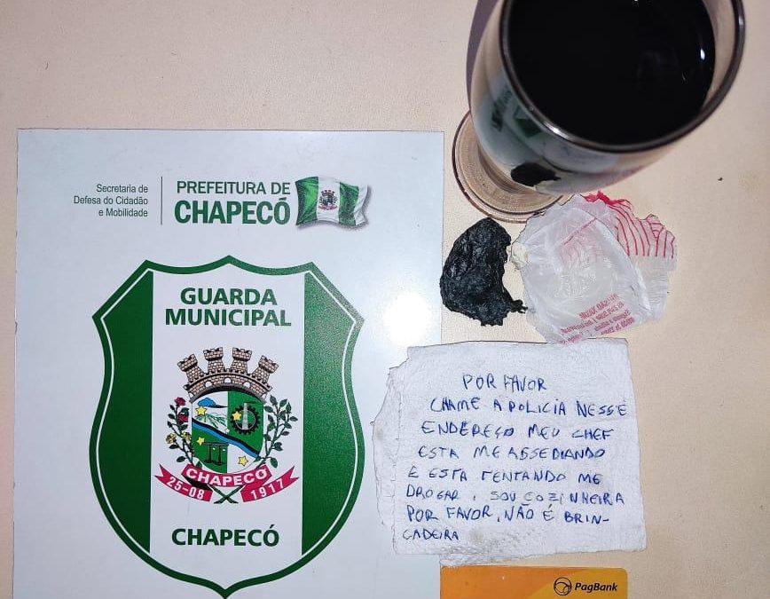 Em Chapecó no Oeste de Santa Catarina, homem é preso por suspeita de estupro