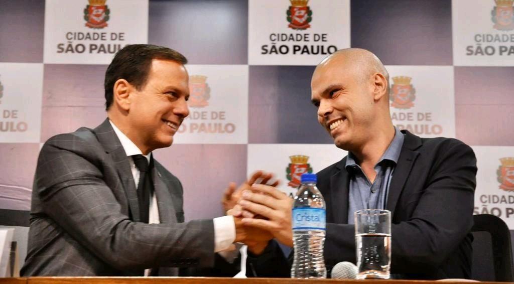 Obrigado, Bruno Covas! Diz Governador de São Paulo