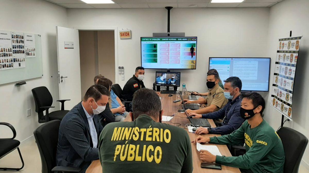 GAECO deflagra duas operações em Santa Catarina, Rio Grande do Sul, Paraná e Mato Grosso