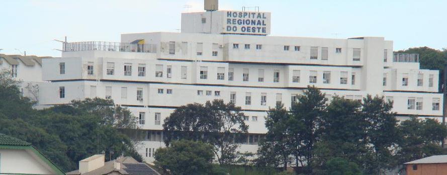 Fabiano Kipper Mai deixa UTI do Hospital Regional do Oeste em Chapecó/SC