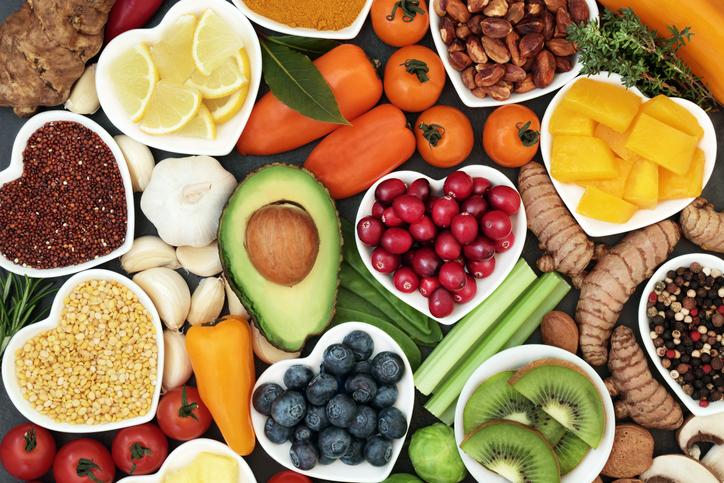 A importância de uma alimentação saudável e equilibrada