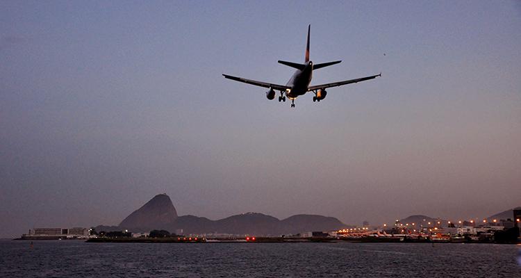 Passageiros vindo da Ìndia são testado no Rio
