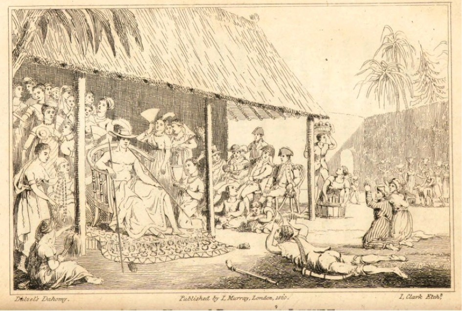 Estudo destaca o papel da diplomacia de Daomé no tráfico de escravos para o Brasil