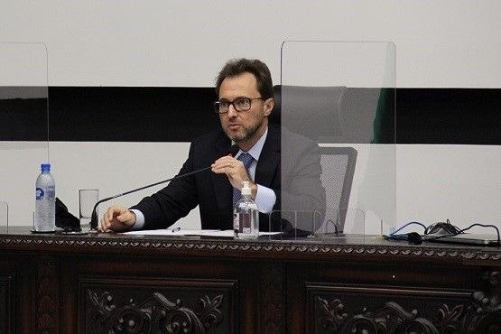 Diogo Nicolau Pítsica é nomeado desembargador do TJSC em vaga do quinto constitucional