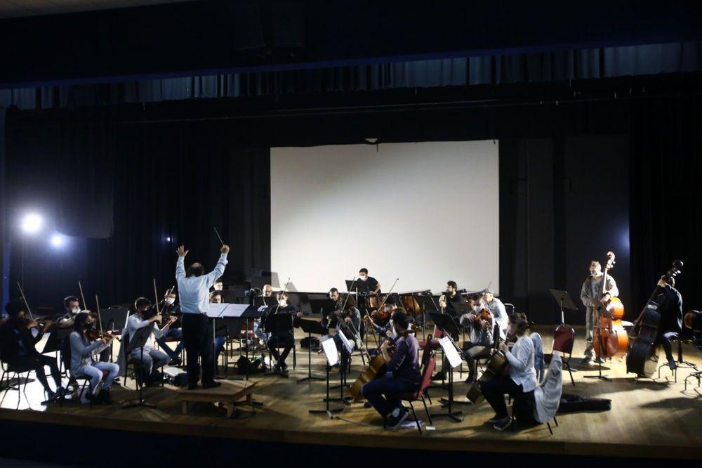 Concerto gratuito da Ossca em São José vai contar com plateia presencial