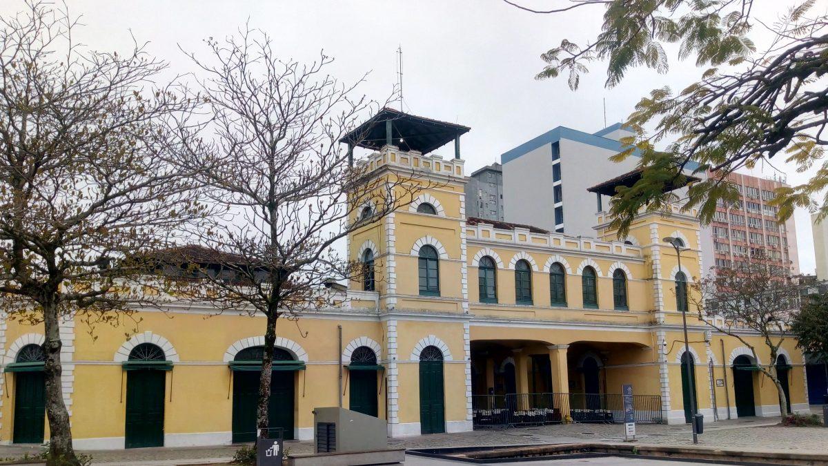 Prefeitura de Florianópolis deve concluir a reformas do mercado público em até 90 dias