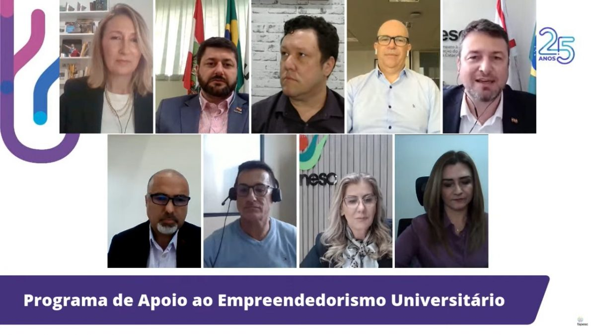 Santa Catarina destina R$ 9,5 milhões para fomentar empreendedorismo universitário inovador